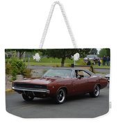 1968 Dodge Charger Grow Weekender Tote Bag
