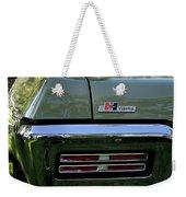 1968 Pontiac Gto Weekender Tote Bag