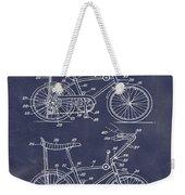 1968 Schwinn Stingray Patent In Blueprint Weekender Tote Bag