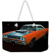 1969 And A Half Dodge Cornet A12 Superbee Weekender Tote Bag