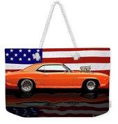 1969 Camaro Tribute Weekender Tote Bag