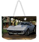 1969 Corvette Lt1 Coupe II Weekender Tote Bag