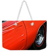 1969 Dodge Charger Rt Weekender Tote Bag