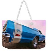 1969 Dodge Coronet Rt Weekender Tote Bag