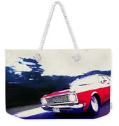 1969 Ford Falcon Futura Weekender Tote Bag