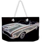 1969 Hurst Oldsmobile 455 Ho Electric Weekender Tote Bag