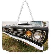 1969 Plymouth Road Runner 440-6 Weekender Tote Bag