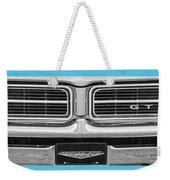 1969 Pontiac Gto  Weekender Tote Bag
