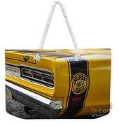 1969 Super Bee Weekender Tote Bag