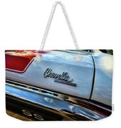 1970 Chevy Chevelle Ss 396 Ss396 Weekender Tote Bag