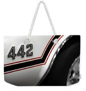 1970 Olds 442 Indy 500 Pace Car Weekender Tote Bag