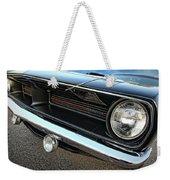 1970 Plymouth Barracuda 'cuda 440 Weekender Tote Bag