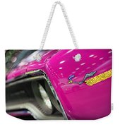 1970 Plymouth Road Runner Weekender Tote Bag