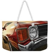 1972 Chevrolet Chevelle Ss  Weekender Tote Bag