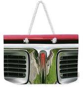 1972 Dodge Charger 400 Magnum Weekender Tote Bag