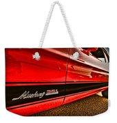 1973 Ford Mustang Mach 1 351 High Performance Weekender Tote Bag