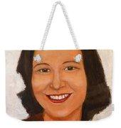 1980 Portrait Weekender Tote Bag