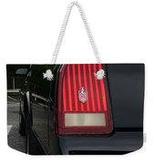 1988 Monte Carlo Ss Tail Light Weekender Tote Bag
