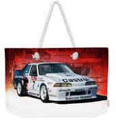 1989 Vl Commodore Walkinshaw Weekender Tote Bag