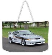 1995 Clarion Mustang Gt Herr Weekender Tote Bag