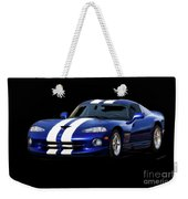 1995 Dodge Viper Coupe I Weekender Tote Bag