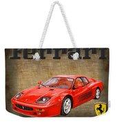 Ferrari F 512m 1995 Weekender Tote Bag
