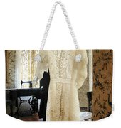 19th Century Wedding Dress Weekender Tote Bag