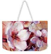 1almonds Blossom  13 Weekender Tote Bag