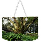 1b6339 Frens And Oaks On Our Mountain Weekender Tote Bag