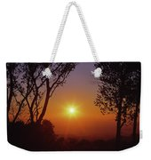 1b6348-a1 Sunrise Over Sonoma Weekender Tote Bag