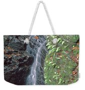 1b6353 Falls On Sonoma Mountain Weekender Tote Bag