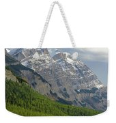 1m3625 Massive Ramparts Of Mt. Wilson Weekender Tote Bag