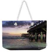 1st Dawn Cocoa Pier Weekender Tote Bag