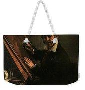 1824 Vasily Tropinin Weekender Tote Bag