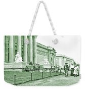 1904 World's Fair, Fine Arts Palace Weekender Tote Bag
