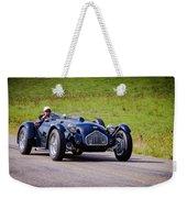 1950 Allard J2 Roadster Weekender Tote Bag