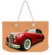 1953 Jaguar M K V II Weekender Tote Bag