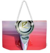 1961 Rambler Hood Ornament Weekender Tote Bag