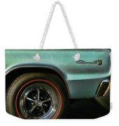 1966 Dodge Coronet 500 Weekender Tote Bag