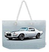 1970 Chevrolet Camaro Z28 Weekender Tote Bag