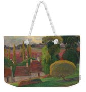 A Farm In Brittany Weekender Tote Bag