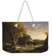 A Pic Nic Party Weekender Tote Bag