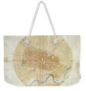 A Plan Of Imola Weekender Tote Bag