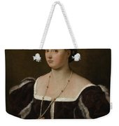 A Portrait Of A Lady Weekender Tote Bag