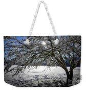 A Winter's Tale Weekender Tote Bag