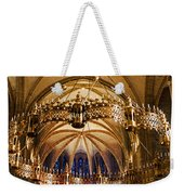 Abbey Of Saint - Remi Reims Weekender Tote Bag
