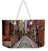 Acorn Street Boston Weekender Tote Bag