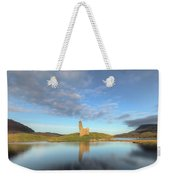 Ardvreck Castle - Scotland Weekender Tote Bag