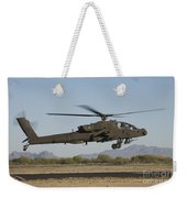 Ah-64d Apache Longbow Lifts Weekender Tote Bag