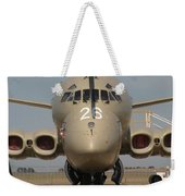 Aircraft Weekender Tote Bag